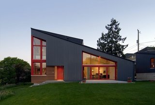 Angular Multi-Generational Home in Washington - Photo 4 of 5 -