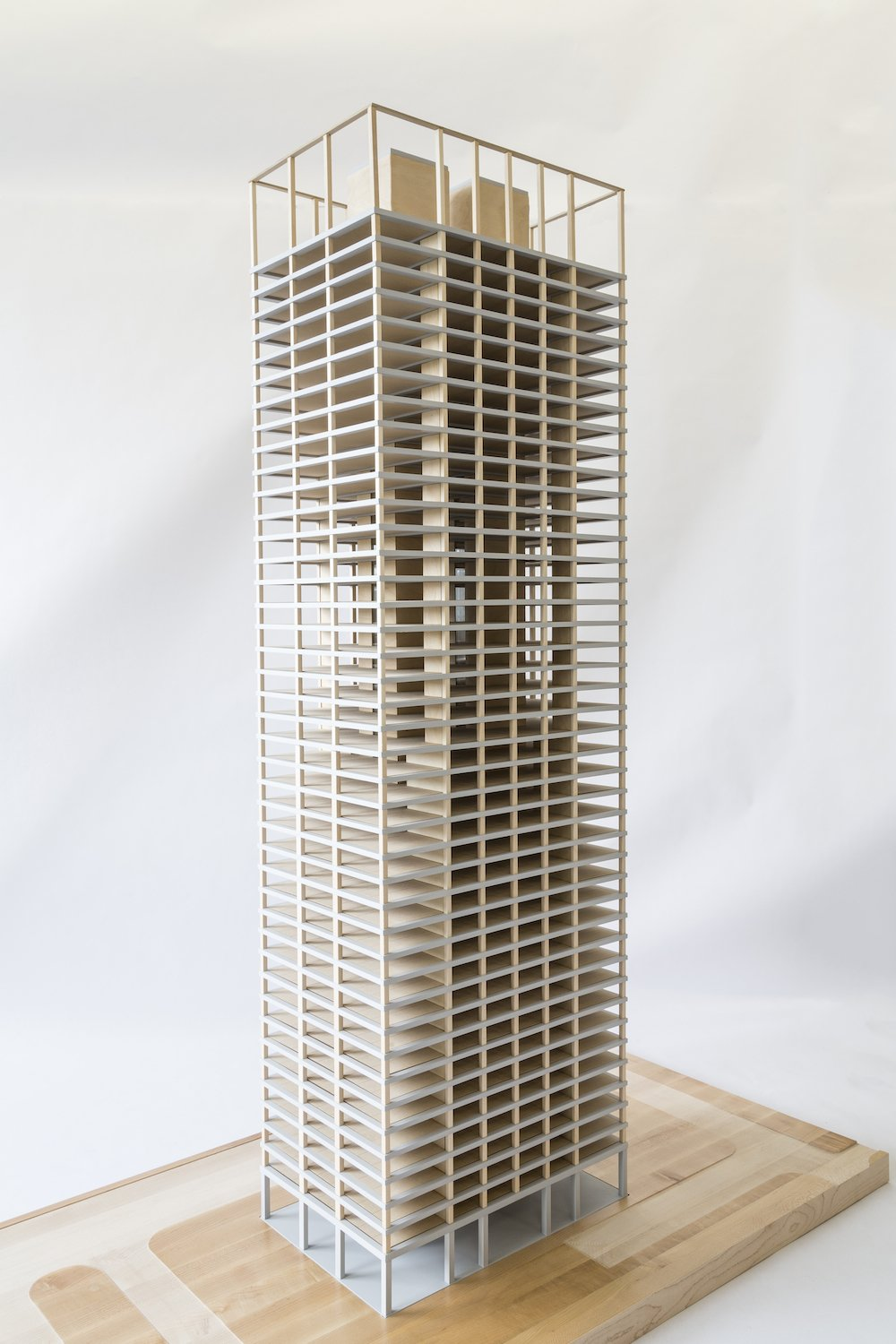 A 40-Story Skyscraper Built of Wood May Not Be Far from Reality