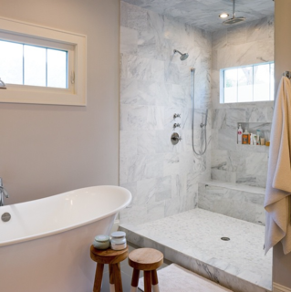 Photo of the Week: Giant Walk-In Shower - Photo 1 of 1 -