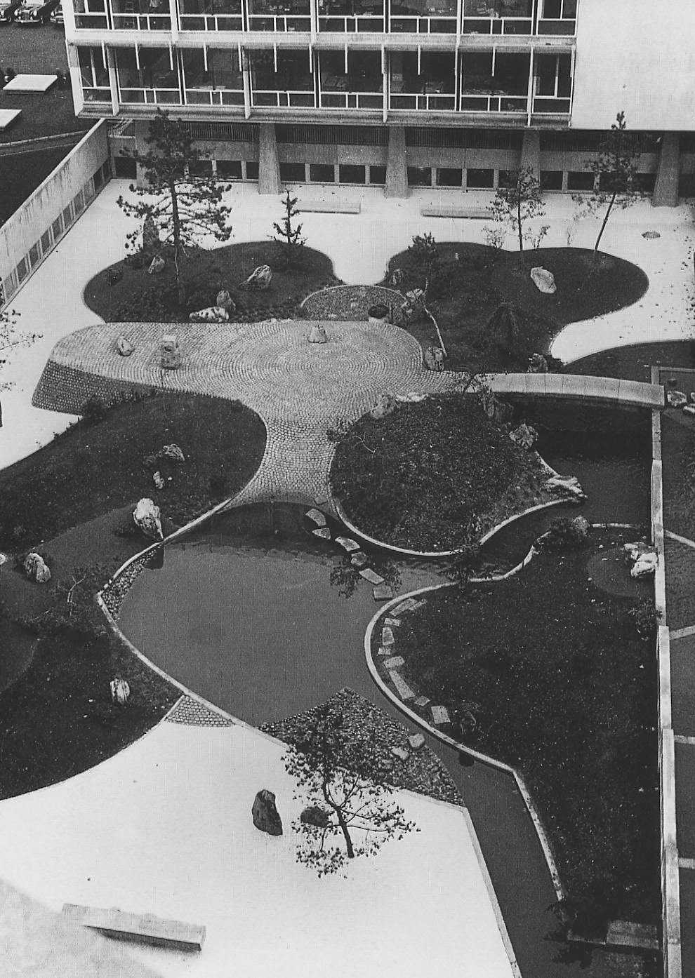 5 Public Landscapes of Isamu Noguchi - Dwell for Noguchi Landscape  117dqh