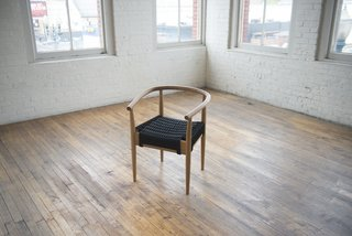 This Modern Chair is Made from a Whopping 220 Feet of Rope - Photo 4 of 4 -