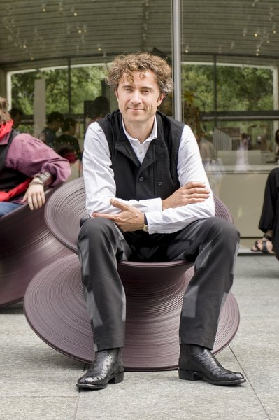 Q&A With British Designer Thomas Heatherwick