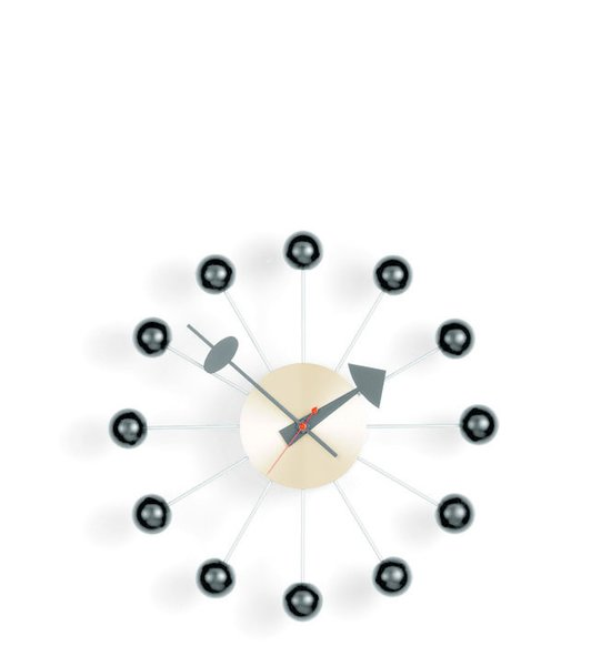 Ball clock, designed by George Nelson. Loaned by Vitra Inc.  Available at the Dwell Store.  Photo 2 of 10 in An Exhibit Tells the Story of Legendary Design Brand Vitra