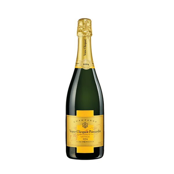 What's your go-to host gift?  A bottle of champagne. We like Veuve Clicquot 2004 Vintage Brut. It is pleasing to most and pairs super well with appetizers.  Photo 5 of 6 in Ask the Expert: Gift-Buying Tips from Byron Peart of Want Les Essentiels de la Vie