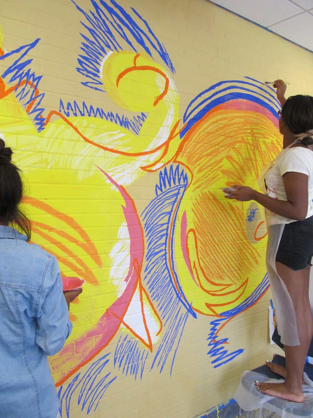 Svigals + Partners has designed a handful of elementary schools in the Connecticut area, and is now at work rebuilding Sandy Hook Elementary School in Newtown, Connecticut. The firm has worked closely with the Newtown community on the design process.  Photo 5 of 11 in 11 Innovative and Modern Schools Where Creativity and Good Design Rule from Rebuilding Schools Through Art and Community