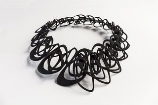 Stunning Modern 3-D Printed Jewelry - Photo 1 of 5 -
