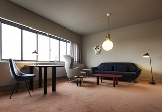 Jaime Hayon Reimagines a Room in an Iconic Copenhagen Hotel - Photo 5 of 10 -