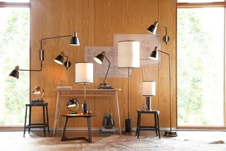 Classic Modernist House in Portland Inspires a Lighting and Furniture Line - Photo 6 of 7 -