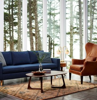 Classic Modernist House in Portland Inspires a Lighting and Furniture Line - Photo 7 of 7 -