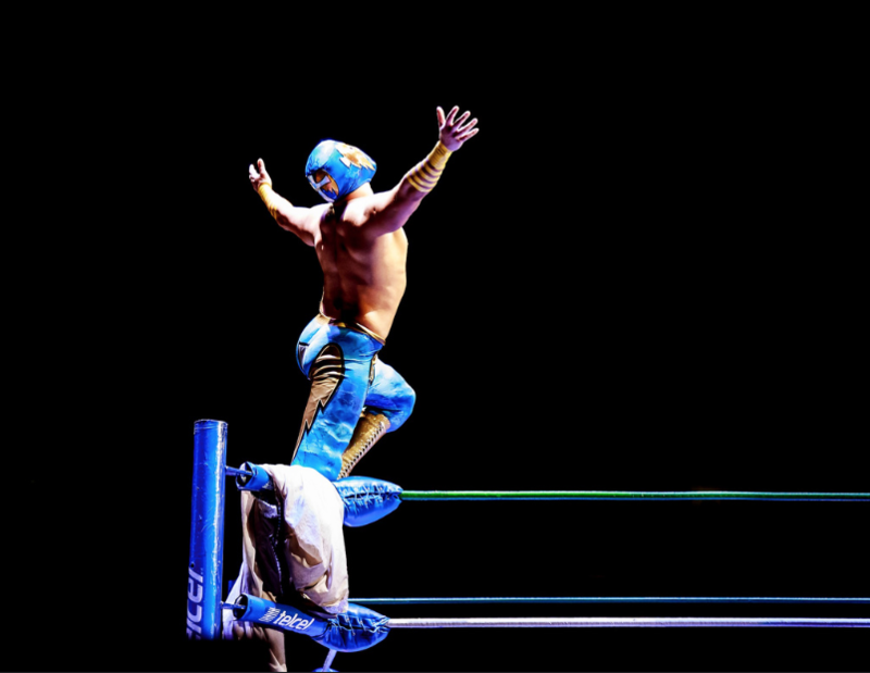 """Lucha Libre  """"The lucha libre (professional wrestling) at the Arena Mexico is an event not to be missed on a visit to Mexico City if you happen to be here on a Friday night. A mix between a sporting event and a circus performance, it's the ideal place to get all your work week's stress out by yelling at the rudos (bad guys) or the tecnicos (good guys), and be amused by the interaction of the crowd with every member in the ring.""""  Photo 4 of 7 in City Guide: 10 Places to Visit in Mexico City"""