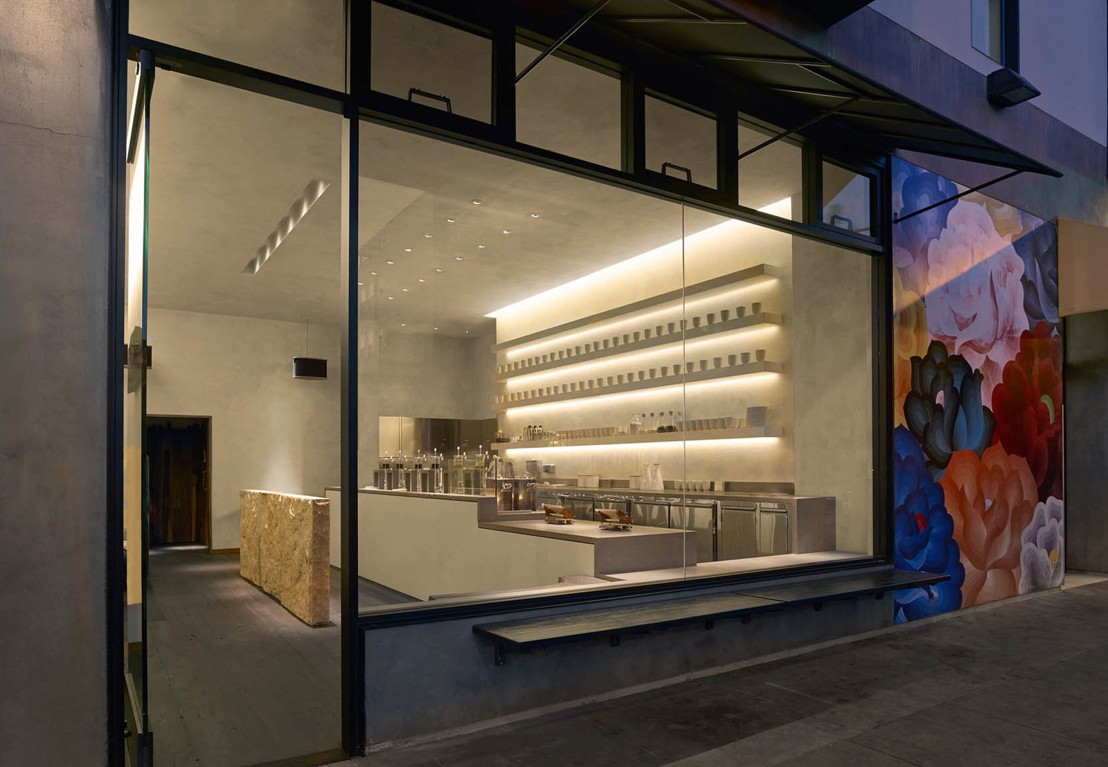 Modern Tea Shop in San Francisco - Dwell