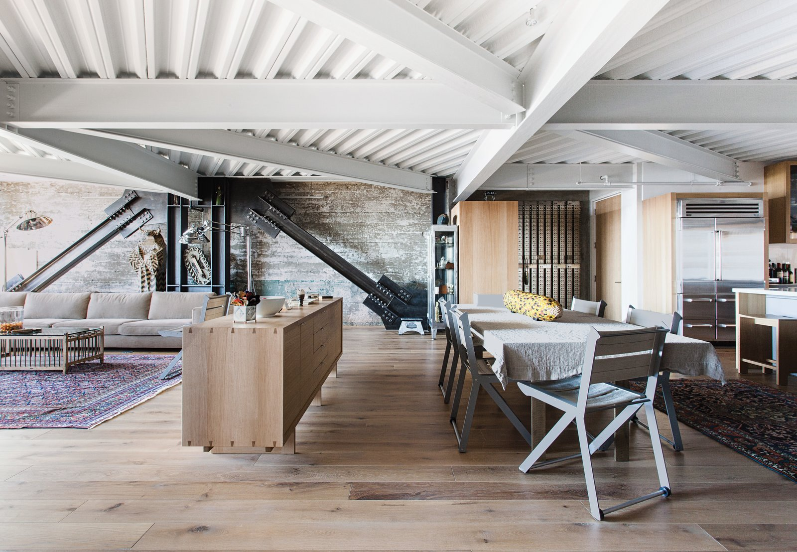 25 homes with exposed wood beams rustic to modern dwell for House plans with exposed beams