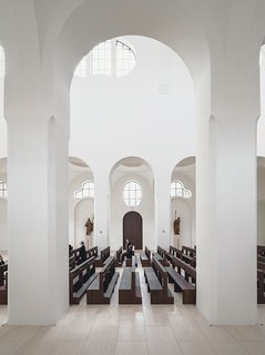 You Won't Believe That These Incredible Modern Buildings are Chapels and Synagogues - Photo 6 of 21 -