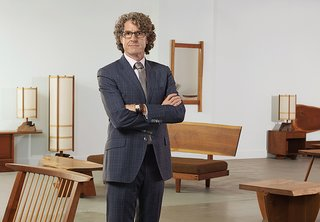 Richard Wright, the founder of modern design auction house Wright, shares his favorite gifts with Dwell.