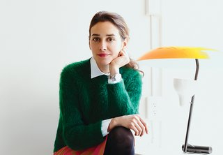 Medda, who co-founded L'ArcoBaleno and serves as its creative director, also co-founded the Design Miami fair.