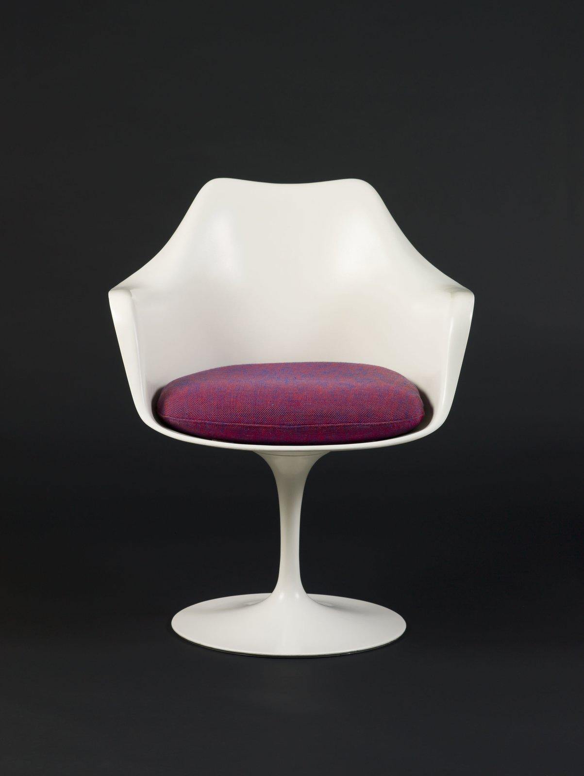More Photos Of Saarinen Tulip Armless Chair