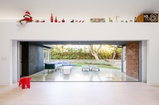 Dwell's Home Tours have visited such exciting residences as architect Dan Brunn's renovated 1950s bungalow in Los Angeles's Hancock Park neighborhood, which he transformed into a bright and open modern home for himself.