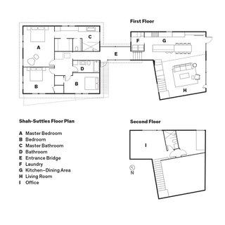 Shah-Suttles Floor Plan