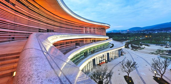 French Architect Odile Decq Designs Captivating Museums, Yachts, and Fruit Bowls - Photo 7 of 10 -