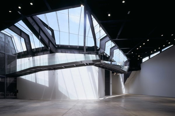 French Architect Odile Decq Designs Captivating Museums, Yachts, and Fruit Bowls - Photo 8 of 10 -