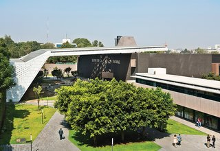 Rojkind Arquitectos is Transforming Mexico City, One Whimsical Building at a Time - Photo 1 of 10 - Michel Rojkind and Gerardo Salinas of Rojkind Arquitectos expanded and upgraded Mexico City's Cineteca Nacional in 2012.