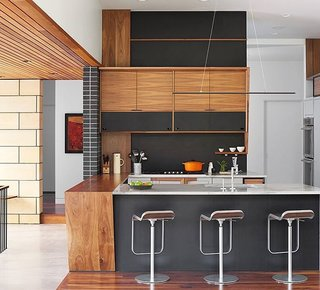 Photo of the Week: Rocking Walnut in All the Right Ways - Photo 1 of 1 -