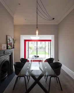 A London Town House Renovation Beaming with Personality - Photo 5 of 8 -