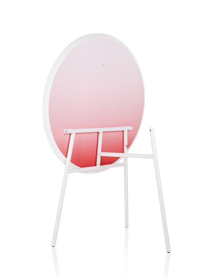 Scholten & Baijings' new products for 2014 include the Tilt-Top table for Hay.  Photo 4 of 4 in Dutch Designers Master Color and Texture