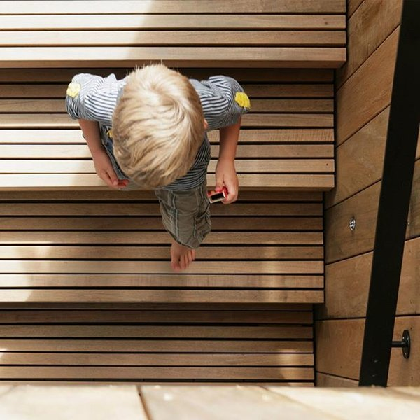 Photo of the Week: A Peek Into a Living, Breathing Staircase