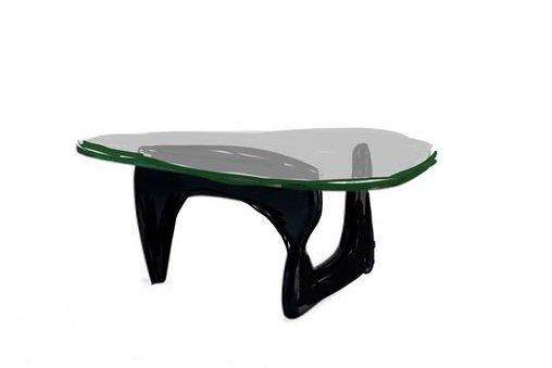 Design Dictionary: Noguchi Table