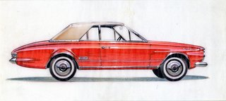 When the Future Had Fins: Fantastical Vintage Auto Drawings - Photo 6 of 7 -