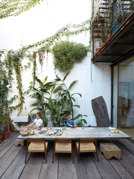 One-of-a-Kind Furniture Fills This Delightfully Serene Buenos Aires Home