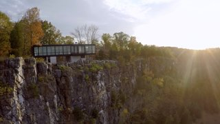 9 Stunning Examples of Homes Built on and Around Cliffs - Photo 8 of 9 -