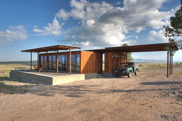 These 8 Homes in Texas Will Convert You Into a Prefab Fanatic