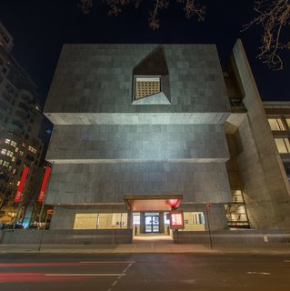 Sneak Peek Inside the Met Breuer, New York's Newly Restored Brutalist Gem - Photo 1 of 6 -