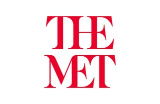 """A statement from the Met reads: """"Our new logo no longer relies on symbols and, instead, is based on our commonly used name """"The Met,"""" which has an immediacy that speaks to all audiences. It is an original drawing, a hybrid that combines and connects serif and sans serif, classical and modern letterforms. In this respect, it reflects the scope of the Museum's collection and the inherent connections that exist within it."""" The design was completed by WolffOlins, and will be applied across wayfinding, advertisings, and all printed collateral."""
