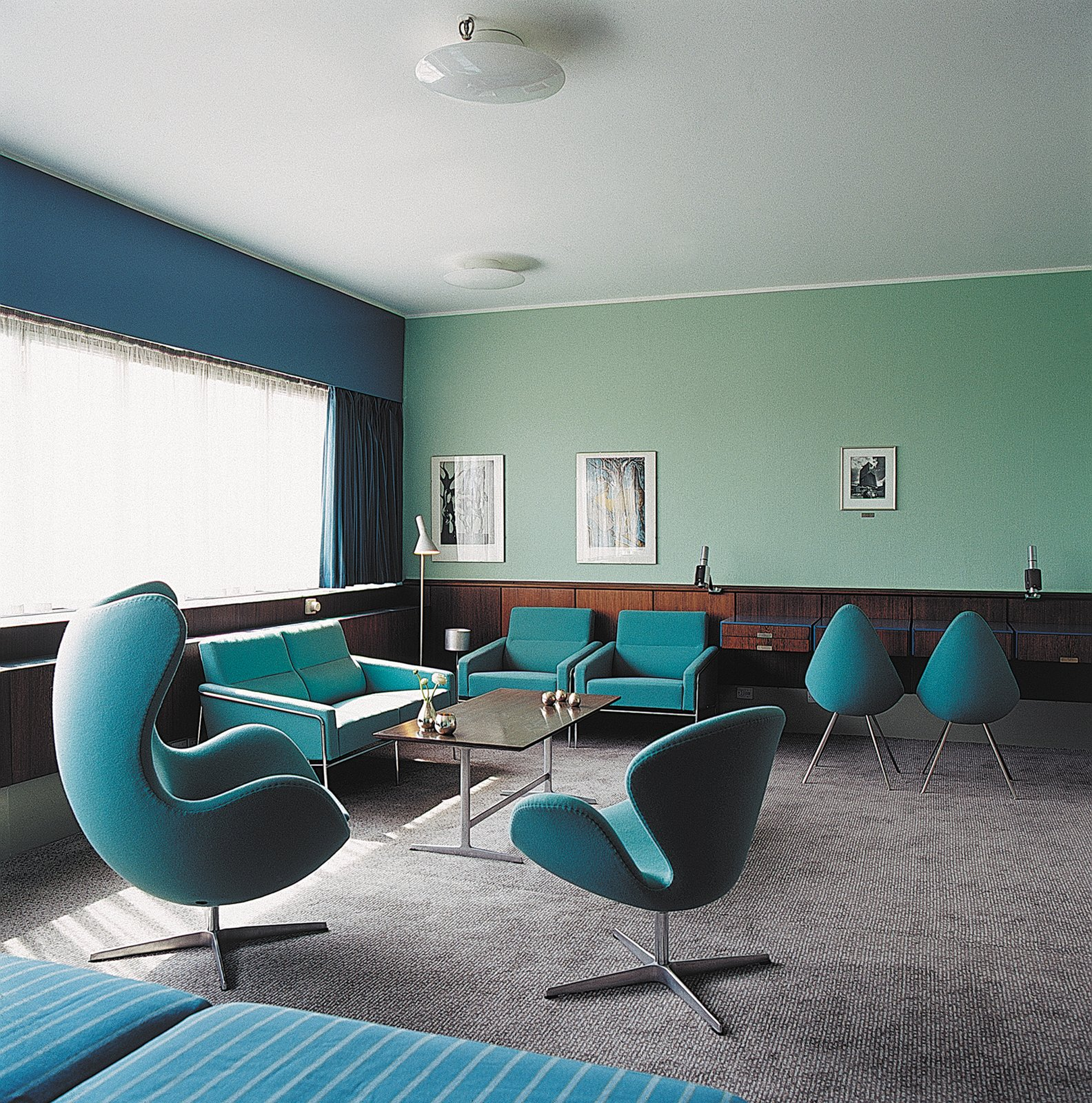 Photo 1 of 10 in Jaime Hayon is Given the Keys to an Iconic Copenhagen Hotel