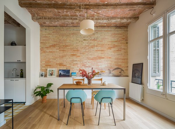 In Barcelona, Vaulted Ceilings Are Always a Win