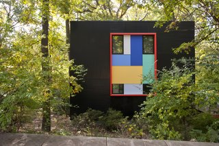 This Multicolor Facelift Owes Much to Modern Art