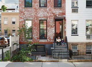 Brooklyn Home Keeps its Historic Bones While Getting a Much Needed Interior Update
