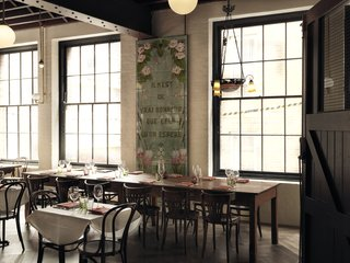 Urban Rehab: Once Abandoned, a Sydney Street Rises Again - Photo 4 of 6 - In a classic example of adaptive reuse, restaurants like Bistrot Gavroche now fill the formerly abandoned spaces.