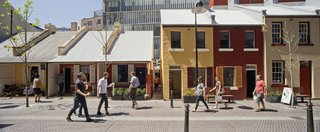 """Urban Rehab: Once Abandoned, a Sydney Street Rises Again - Photo 6 of 6 - Now, Kensington Street is a """"vibrant melting pot of contemporary design and historic charm,"""" Quek says."""
