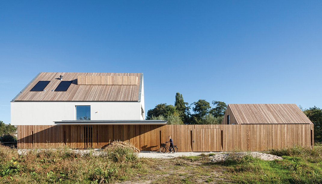 A Modern Take On The Pitched Roof Dwell