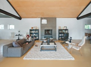 This Former Dance Hall Gets an Encore and Becomes a Designer's House
