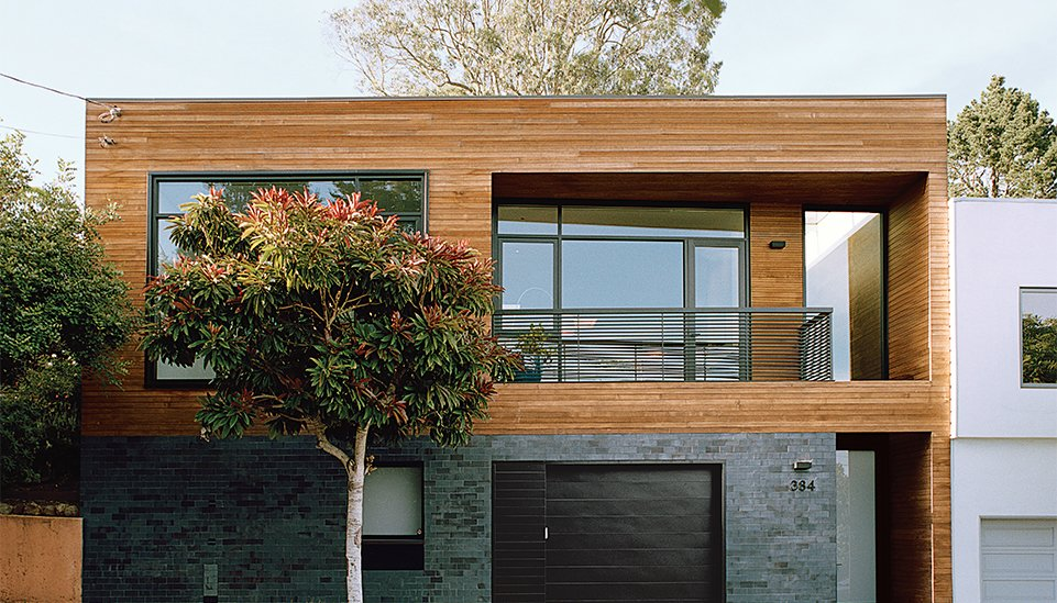 Articles about meticulous renovation turns run down house storage smart gem on Dwell.com
