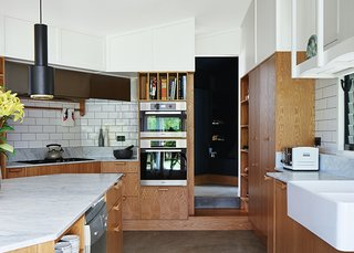 This Kitchen Brings It All Together