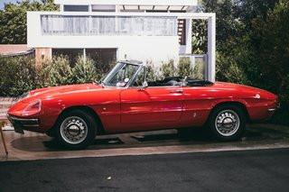 The ride is actually for sale through the Petrolicious Marketplace, where you'll find a curated selection of vintage and rare car listings. Along with providing all the information you need to know about the sale, they tell the story behind the vehicle by sharing its background, history, and iconic imagery.