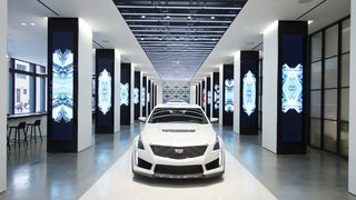 Cadillac Taps Gensler and Visionaire to Create the Ultimate Un-Dealership