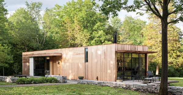 A Couple Takes an Unassuming Plot of Land and Calls it Home