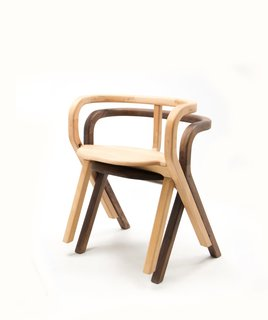 The Sumo Chair by Benwu Studio.